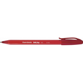 Długopis PAPER MATE INKJOY 100 CAP F czerwony S0960910