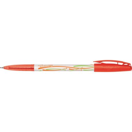 Długopis kropka SPRINTER 0,7B czerwony RYSTOR 452-001