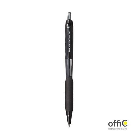 Długopis UNI SXN-101 czarny UNSXN101/DCA
