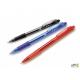 Długopis automatyczny WOW BK417/A czarny PENTEL z gumowym uchwytem