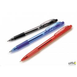 Długopis 0,7mm WOW! czerwony BK417-B-10 PENTEL