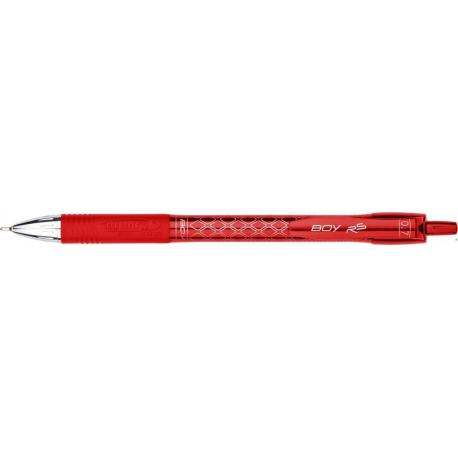 Długopis BOY RS 0.7 czerwony RYSTOR 454-001