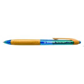 Długopis STABILO Performer+ 0.35mm niebieski/pomarańczowy 328/3-41-2