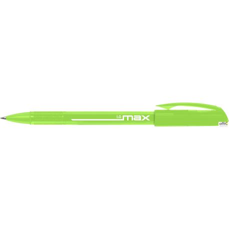 Długopis MAX 10 zielony RYSTOR 408-003