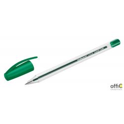 Długopis STICK SUPER SOFT K86 zielony 601481 PELIKAN