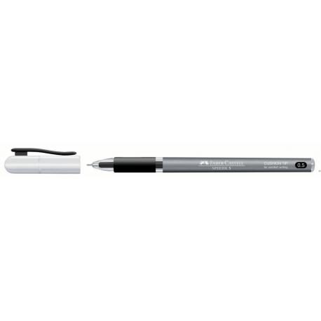 Długopis SPEEDX  0.5mm czarny FABER-CASTEL 546099