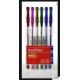 Długopis żel.6kol metalic MF-444-6 ALIGA