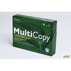 Papier MULTICOPY 80gr A4 klasa białości A 88010611