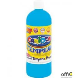 Farba tempera 1000 ml, błękitny/niebieski CARIOCA 170-1442