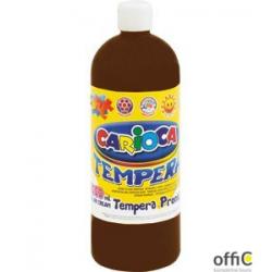 Farba tempera 1000 ml, brązowy CARIOCA 170-1441