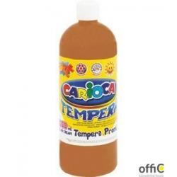Farba tempera 1000 ml, brązowy jasny CARIOCA 170-1867