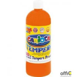 Farba tempera 1000 ml, pomarańczowy CARIOCA 170-1448
