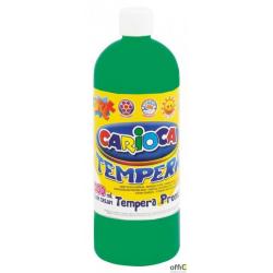 Farba tempera 1000 ml, zielony CARIOCA 170-1450
