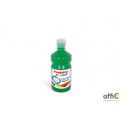 Farba TEMPERA Premium 500ml zielona HAPPY COLOR HA 3310 0500-5