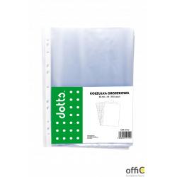 Koszulki groszkowe DOTTS A4 40mic (100szt)
