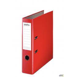 Segregator ekonomiczny DOTTS A4/75mm czerwony (627603)