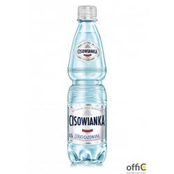 Woda CISOWIANKA 0.5l lekko gazowana