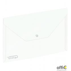 Teczka kopertowa 9113 GRAND, biały, A4 120-1207