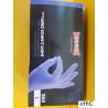 Rękawiczki nitrylowe niebieskie AERO L (200) 8%VAT