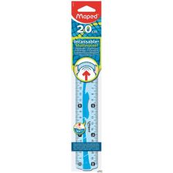 Linijka niełamliwa FLEX 20cm 244120