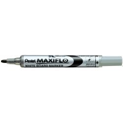 Marker suchościeralny czarny MWL5SA PENTEL MAXIFLO(z tłoczkiem)
