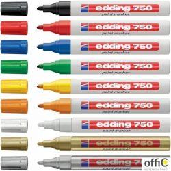 Marker lakierowy 2-4mm 750 złoty EDD ING