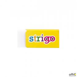 Gumka biała SSC102 STRIGO