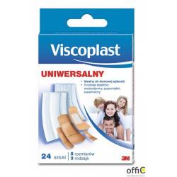 Zestaw plastrów z opatrunkiem UNIWERSALNY YP20111160 3M VISCOPLAST