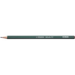 Ołówek drewniany STABILO Othello 2988 2B z gumką