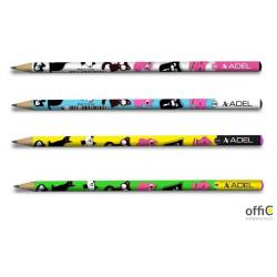 Ołówek kotki ADEL