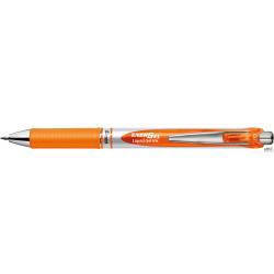 Pióro kulkowe 0,7mm ENERGEL pomarańczowe BL77-F PENTEL