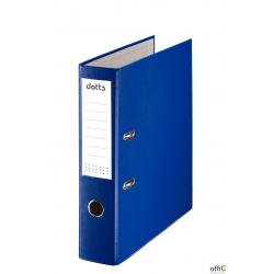 Segregator ekonomiczny DOTTS/DATURA A4/75mm niebieski (20966)