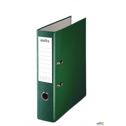 Segregator ekonomiczny DOTTS/DATURA A4/75mm zielony (20964)
