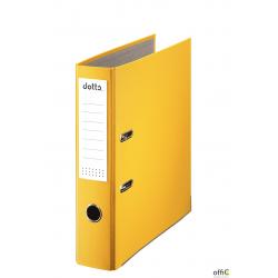 Segregator ekonomiczny DOTTS/DATURA A4/75mm żółty (20195)