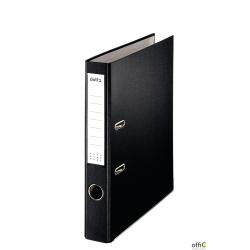 Segregator ekonomiczny DOTTS/DATURA A4/50mm czarny (20967)