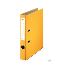 Segregator ekonomiczny DOTTS/DATURA A4/50mm żółty 20198