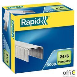 Zszywki RAPID Standard 24/6 5M 24859800