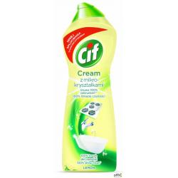 CIF Mleczko czyszczące 780ml Lemon z mikrokryształkami 809910