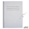 Teczka wiązana biała (50szt) 250G KIEL-TECH