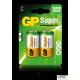 Bateria alkaliczna GP Super C / LR14 (2szt) 1.5V GPPCA14AS003