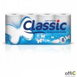 Papier toaletowy CLASSIC biały (8szt.) VELVET 5.404.203