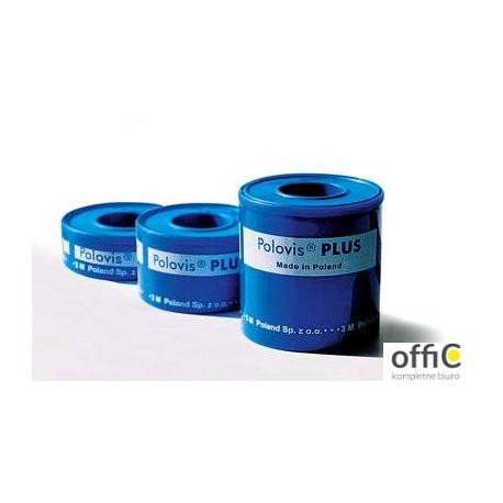 Hipoalergiczny przylepiec tkaninowy 5m x 25mm POLOVIS PLUS UU006387201