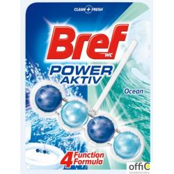 BREF Zawieszka WC POWER AKTIV 50g Ocean kulki 625227