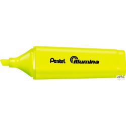 Zakreślacz SL60-G/żółty PENTEL