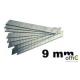 Zakładki samoprzylepne ESSELTE neon (4x50 kartek) 20x50mm 4 kolory 83019