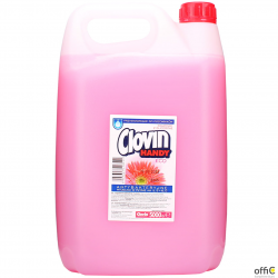 Mydło antybakteryjne CLOVIN 5l kwiatowe
