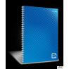 Kołozeszyt TOPCOL2.0 2SPI A5 100K 70G niebieski 400133405