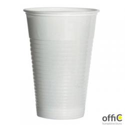 Kubek plastikowy biały 200ml (100szt) 30103