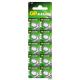 Bateria zegarowa alkali(10)192 LR41 AG3 GP 192F-U10
