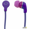 Słuchawki douszne neon fiolet EH147V ESPERANZA